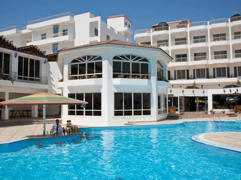 Minamark Beach Resort in Hurghada, Hurghada & Safaga Außenaufnahme