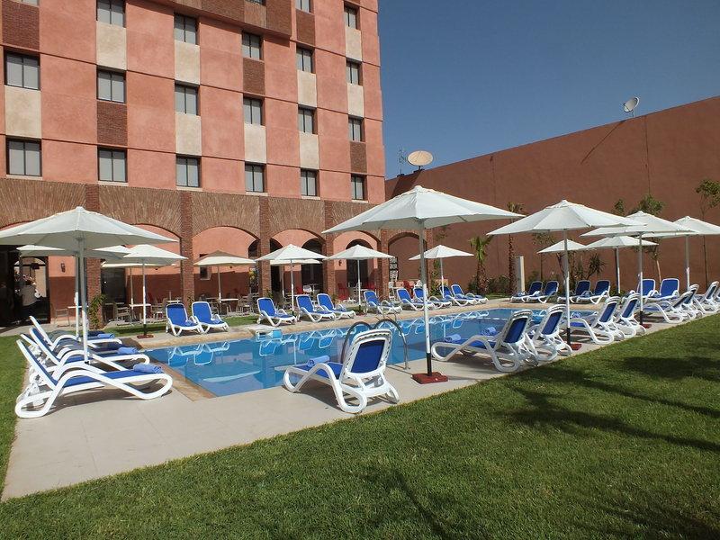 Relax Marrakech in Marrakesch, Marrakesch Pool