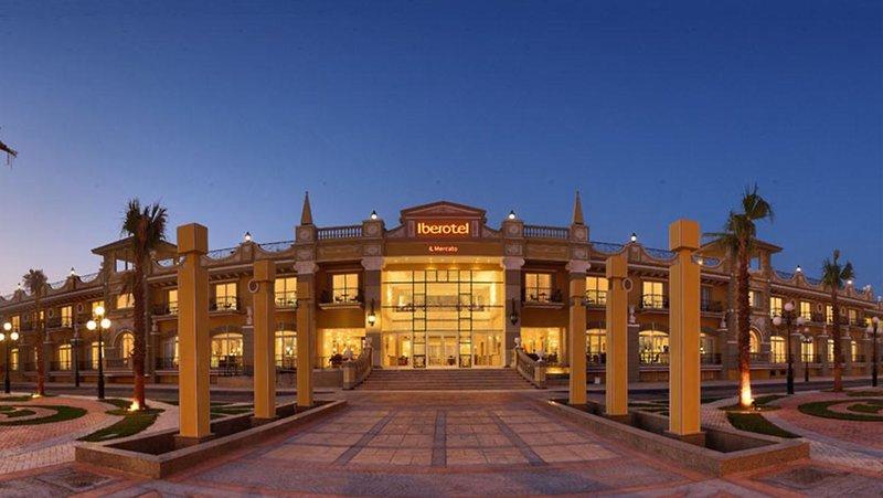 Il Mercato Hotel & Spa in Sharm el-Sheikh, Sinai - Halbinsel Außenaufnahme