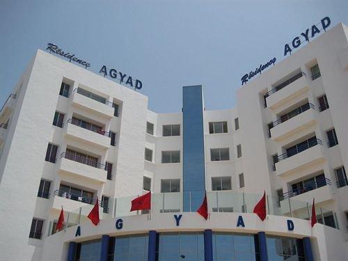 Agyad Maroc in Agadir, Agadir & Atlantikküste Außenaufnahme