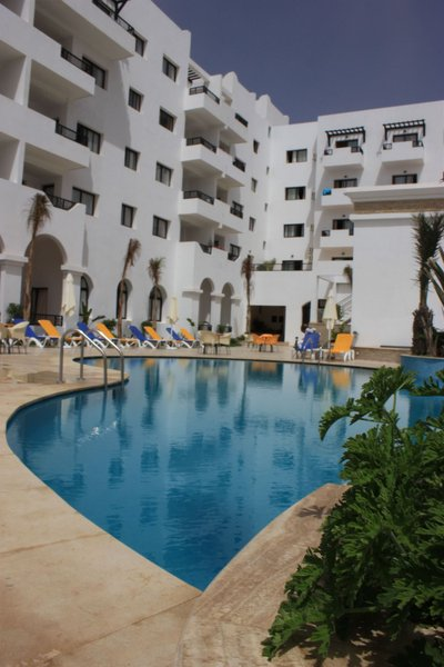 Atlantic Palm Beach in Agadir, Agadir & Atlantikküste Pool