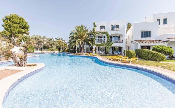 BLUESEA Ses Cases d'Or in Cala d'Or, Mallorca Pool