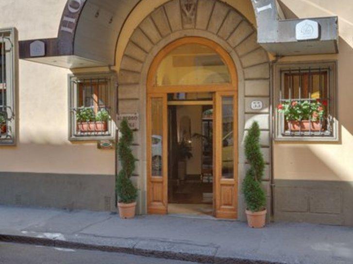 Rivoli Boutique Hotel in Florenz, Toskana - Toskanische Küste Außenaufnahme