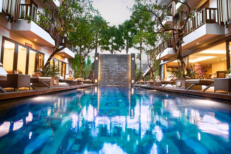 Sense Seminyak Hotel in Seminyak, Indonesien - Bali Pool