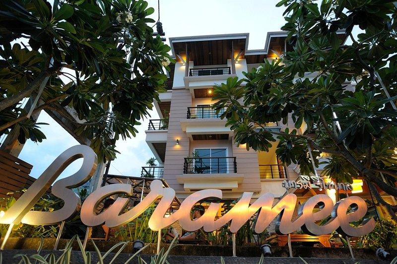 Baramee Resortel in Patong, Phuket Außenaufnahme