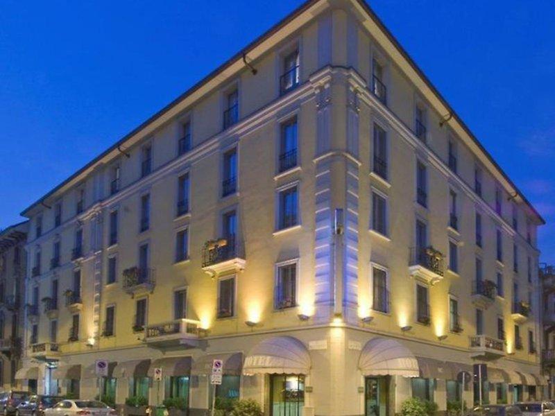 WorldHotel Casati 18 in Mailand, Mailand & Umgebung Außenaufnahme