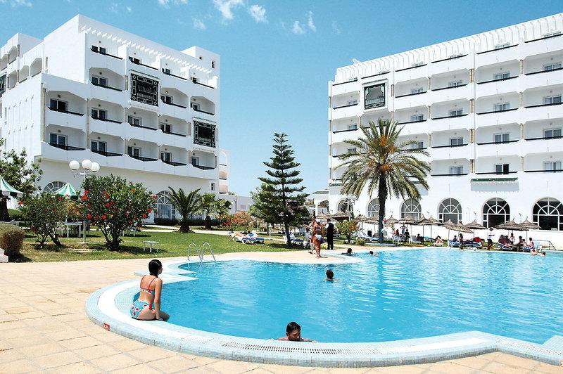 Hotel Jinene Royal in Sousse, Monastir & Umgebung Außenaufnahme