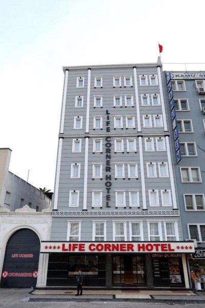 Life Corner Hotel in Izmir, Türkische Ägäis Außenaufnahme