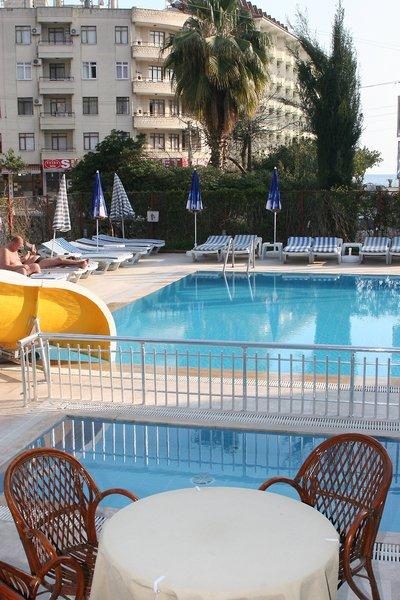 Arsi Hotel in Alanya, Türkische Riviera Pool