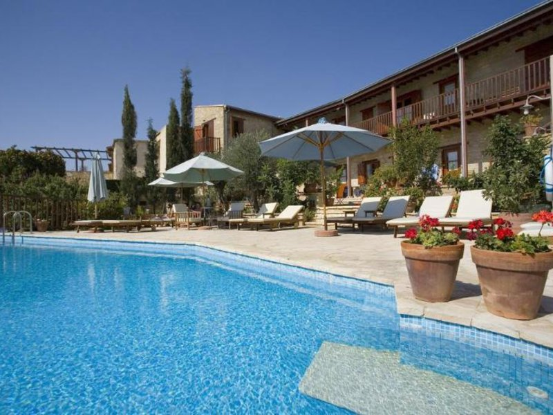 Eveleos Country House in Tochni, Zypern Süd (griechischer Teil) Pool