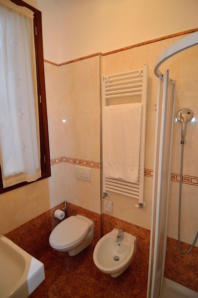 Hotel da Bruno in Venedig, Venedig & Umgebung Badezimmer