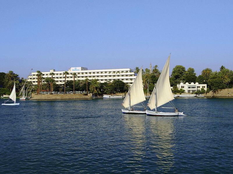 Steigenberger Resort Achti in Luxor, Oberägypten Außenaufnahme