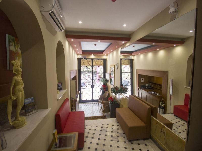 Ambrosia Suites in Athen, Athen & Umgebung Außenaufnahme