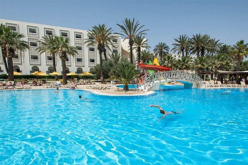 Marhaba Club in Sousse, Monastir & Umgebung Pool