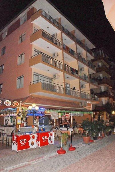 Kleopatra Bebek Hotel in Alanya, Türkische Riviera Außenaufnahme