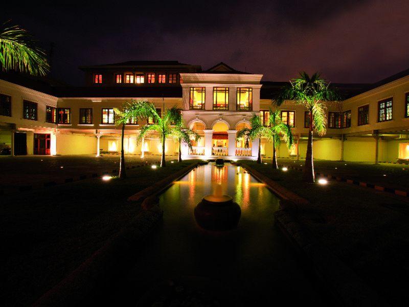 Galle Face Hotel in Colombo, Sri Lanka Außenaufnahme