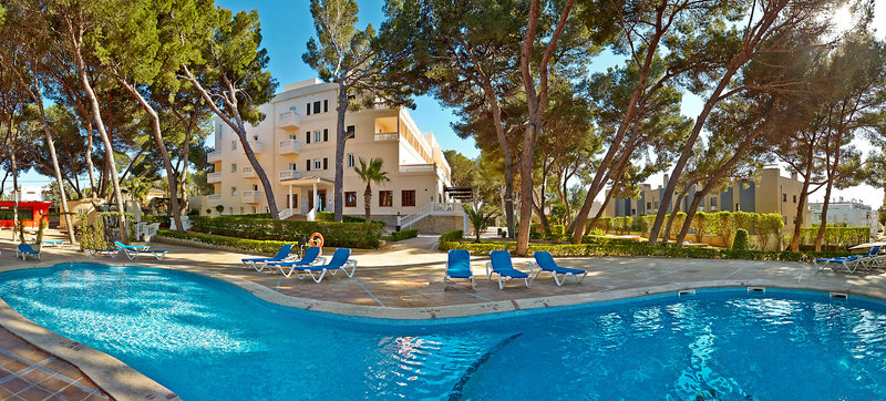 MLL Palma Bay Club Resort in El Arenal, Mallorca Pool