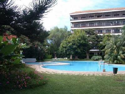 Hotel Coral Teide Mar in Puerto de la Cruz, Teneriffa Pool