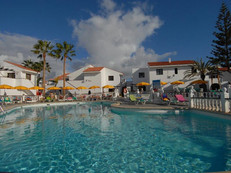 Villa Florida in Caleta de Fuste, Fuerteventura Außenaufnahme