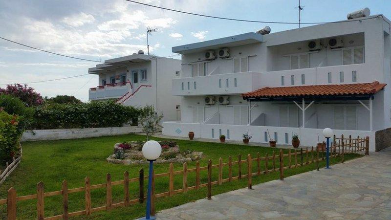 Villa Bel Passo Apartments in Kefalos, Kos Außenaufnahme