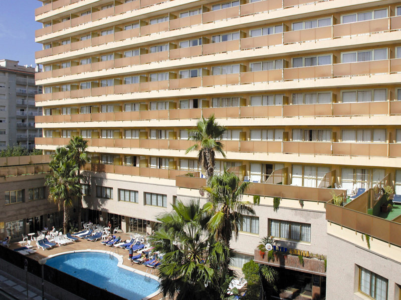 htop Amaika in Calella de la Costa, Barcelona & Umgebung Außenaufnahme