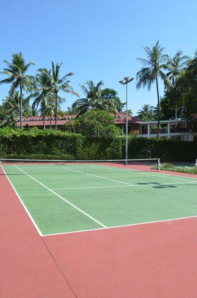 Sheraton Senggigi Beach Resort in Senggigi, Indonesien - Lombok Sport und Freizeit