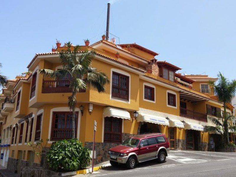 Apartamentos Estrella del Norte in Icod de los Vinos, Teneriffa Außenaufnahme