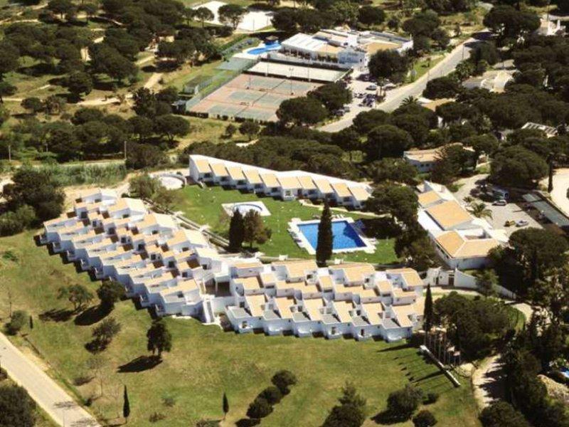 Hotel Apartamento do Golfe in Vilamoura, Algarve Außenaufnahme