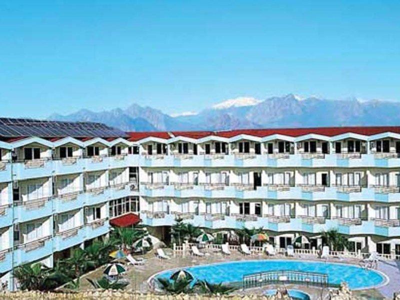 Semoris Hotel in Manavgat, Türkische Riviera Außenaufnahme