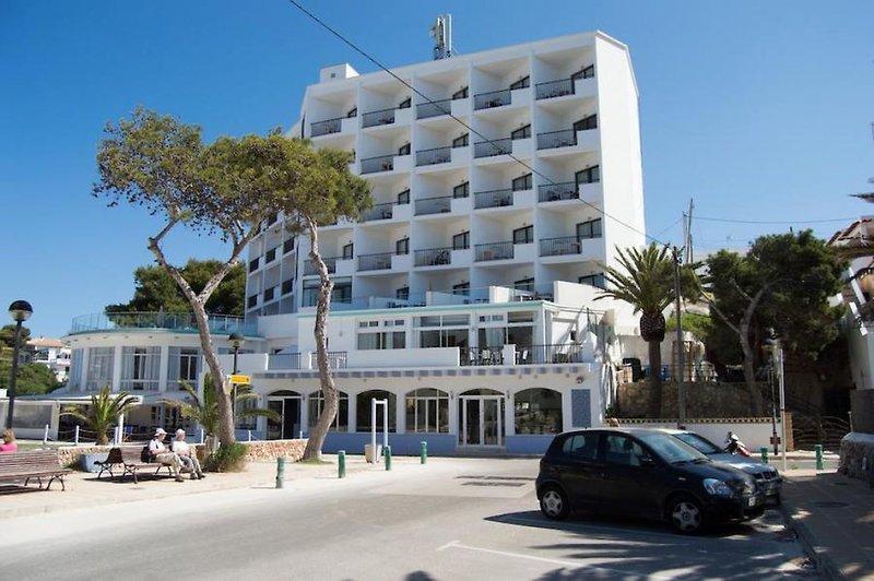 Playa Santandria in Ciutadella de Menorca, Menorca Außenaufnahme