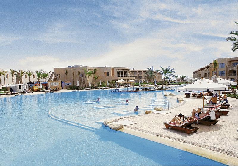 Prima Life Hotels & Resort in Makadi Bay, Rotes Meer Pool