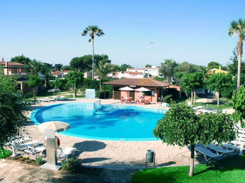 Apartmentos Ses Anneres in Ciutadella de Menorca, Menorca Pool