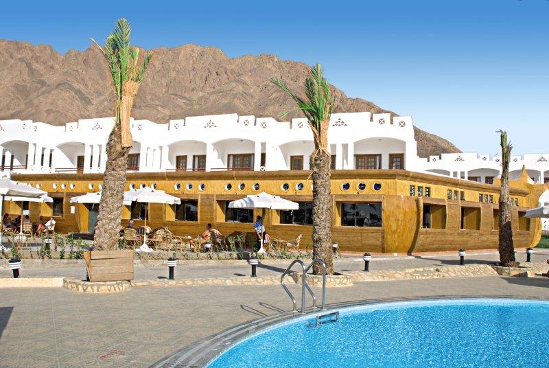Happy Life Village in Dahab, Sinai - Halbinsel Pool
