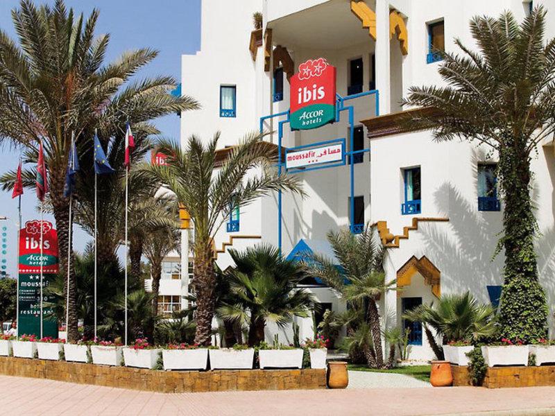 Senator Hotel Agadir in Agadir, Agadir & Atlantikküste Außenaufnahme