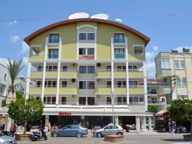 Mitos App & Hotel in Alanya, Türkische Riviera Außenaufnahme