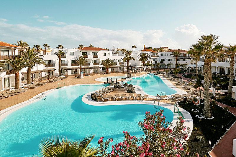 Hesperia Bristol Playa in Corralejo, Fuerteventura Pool