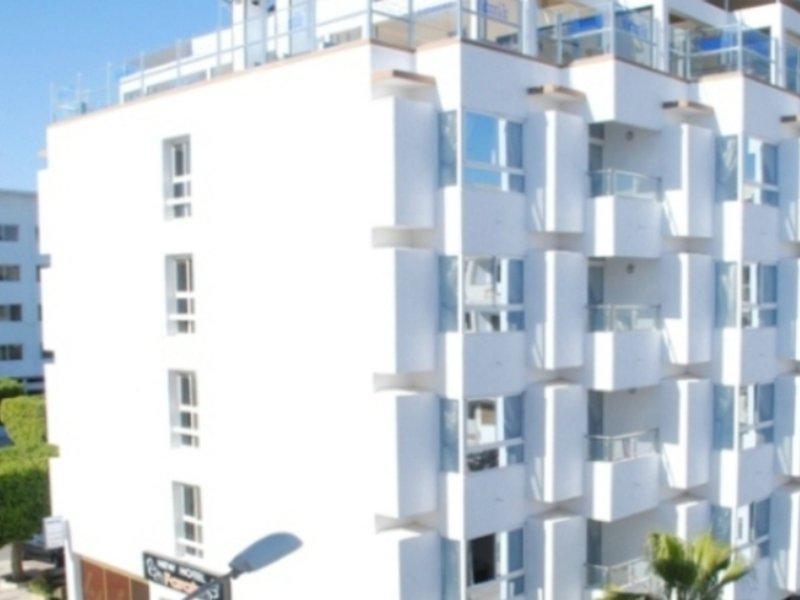 New Farah Hotel in Agadir, Agadir & Atlantikküste Außenaufnahme