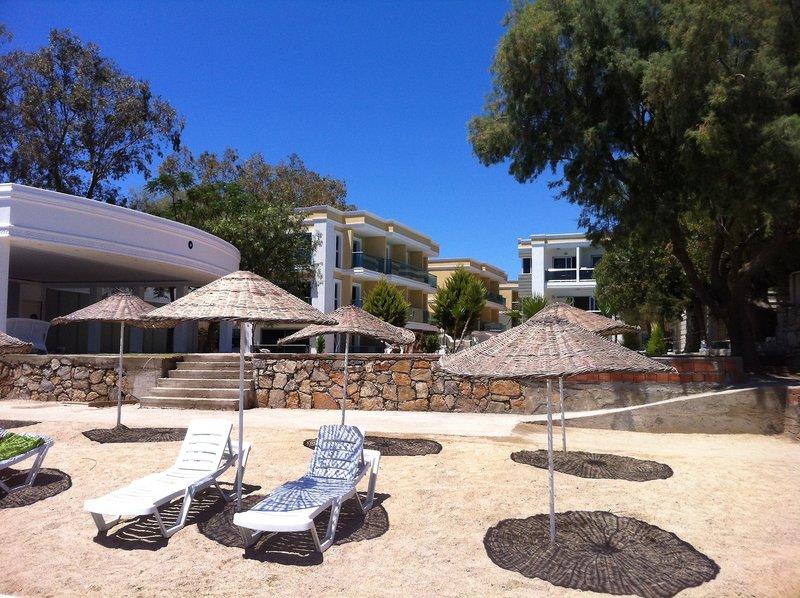 Breeze Beach Hotel in Bodrum, Halbinsel Bodrum Strand