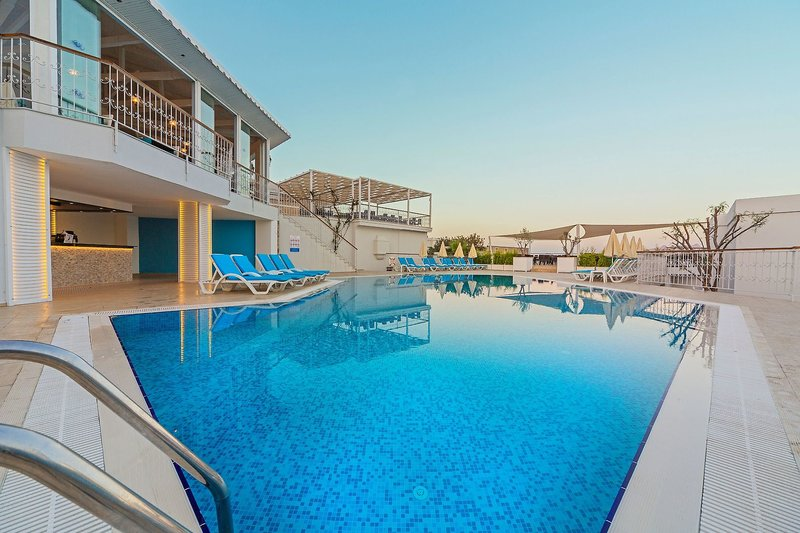 Riva Bodrum Resort in Bodrum, Halbinsel Bodrum Pool