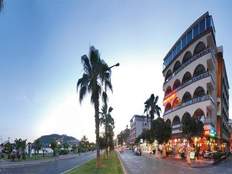 Wien Star Hotel in Alanya, Türkische Riviera Außenaufnahme