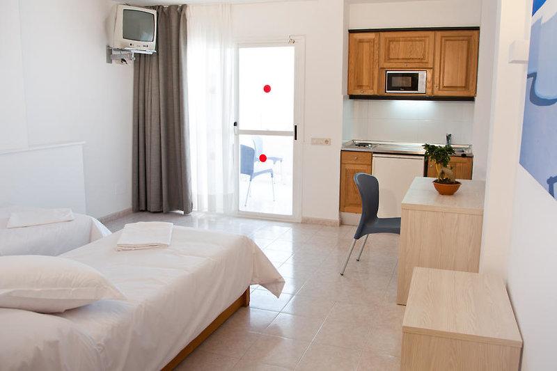 Apartamentos Panoramic in Ibiza-Stadt, Ibiza Wohnbeispiel