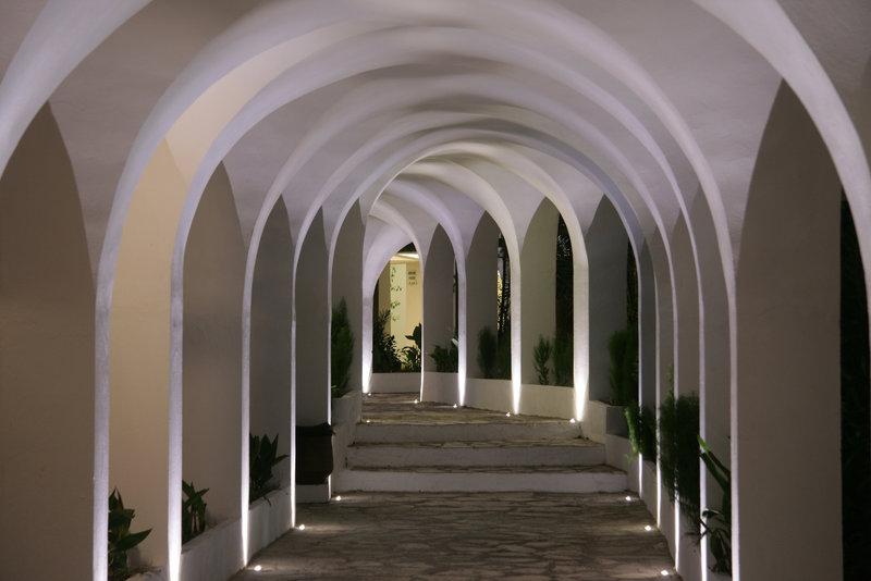 The Sindbad in Hammamet, Hammamet Außenaufnahme