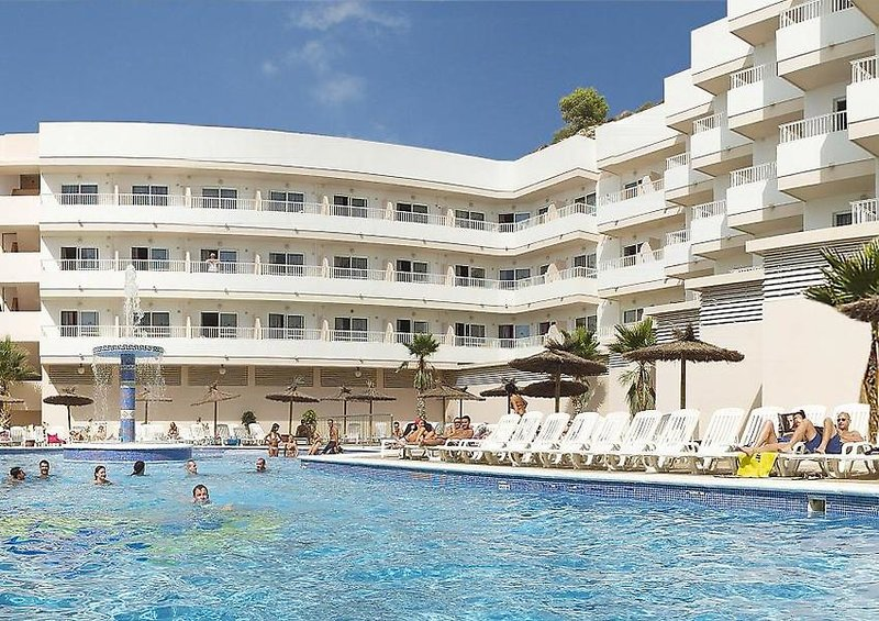 Apartamentos Tropical Garden in Ibiza-Stadt, Ibiza Pool