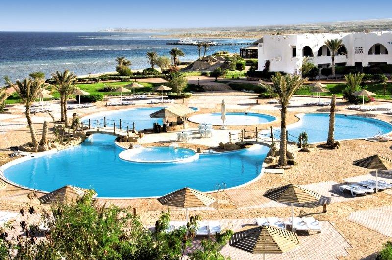 Three Corners Equinox Beach Resort in Marsa Alam, Marsa Alam & Umgebung Pool