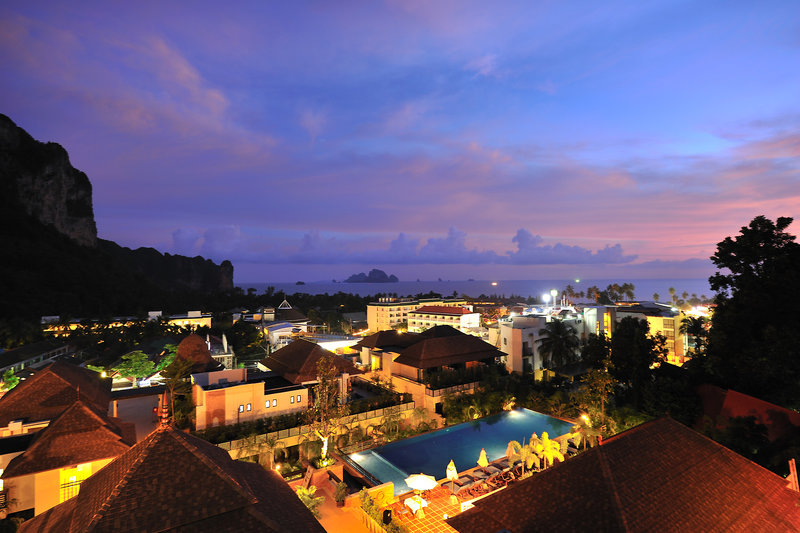 Avani Ao Nang Cliff Krabi Resort in Krabi, Süd-Thailand Außenaufnahme
