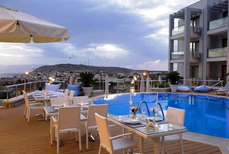 Kondo Suites & Residence in Çesme, Türkische Ägäis Pool