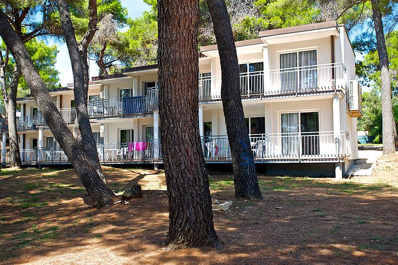 Verudela Beach & Villa Resort in Pula, Istrien Außenaufnahme
