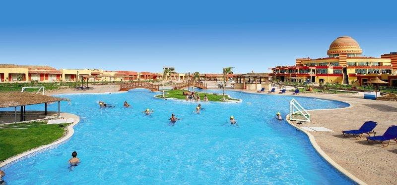 Malikia Resort Abu Dabbab in Marsa Alam, Marsa Alam & Umgebung Pool