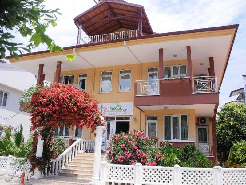 Arda Apart Otel in Kemer, Türkische Riviera Außenaufnahme