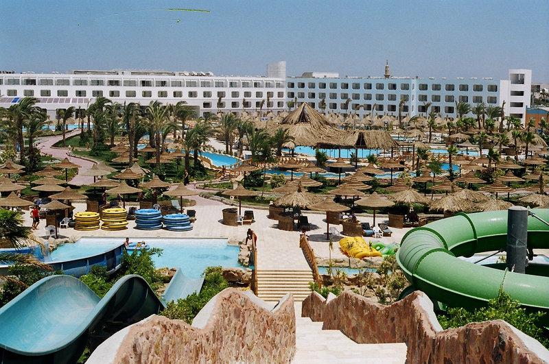 Titanic Resort & Aqua Park in Hurghada, Hurghada & Safaga Außenaufnahme